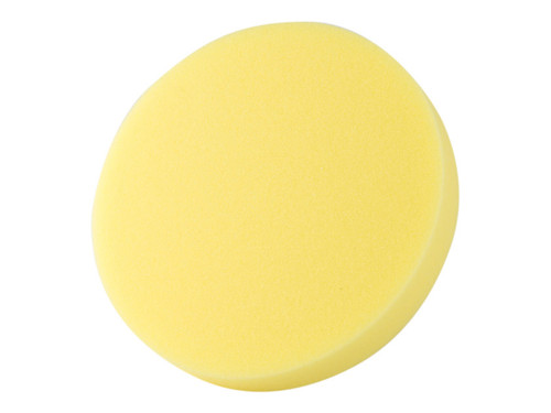 "5.5"" Buff & Shine Yellow Pad - carcareshoppe.com"