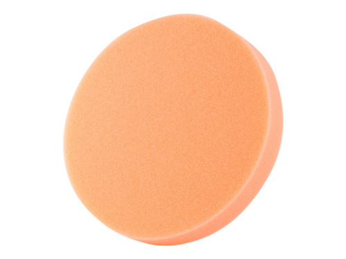 "5.5"" Buff & Shine Orange Pad - carcareshoppe.com"