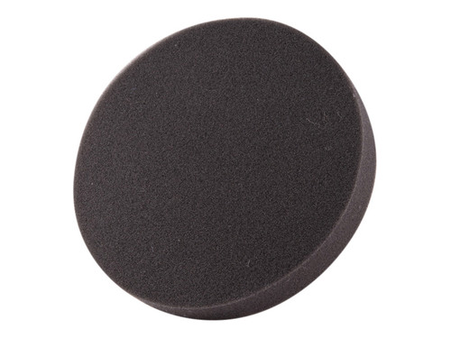 "5.5"" Buff & Shine Black Pad - carcareshoppe.com"