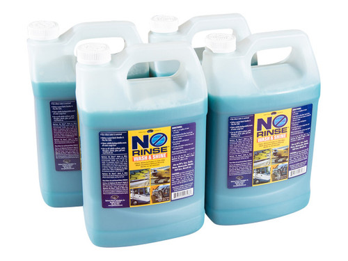 Optimum No Rinse (ONR) Wash 1 gal. (4-pack)