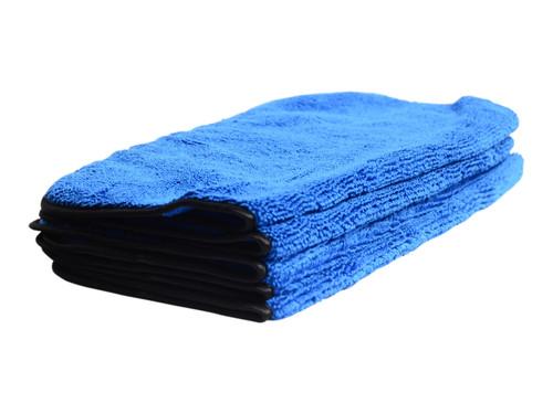 """Car Care Shoppe Luxurious Microfiber Towel 16""""x16"""" (50-pack) - carcareshoppe.com"""