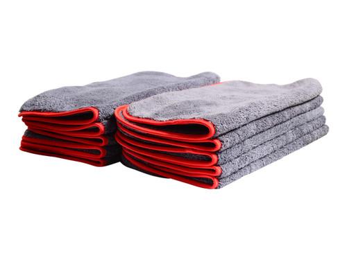 """Car Care Shoppe Extra Pluffy Microfiber Towel 16""""x16"""" (10-pack) - carcareshoppe.com"""