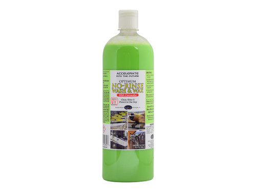 Optimum No Rinse (ONR) Wash & Wax 32oz.