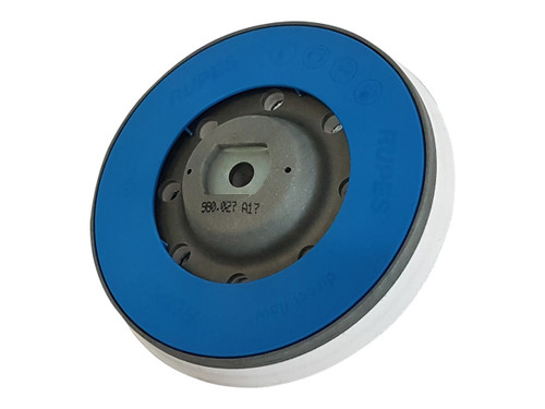 Rupes 5 inch backing plate - strong hook - carcareshoppe.com