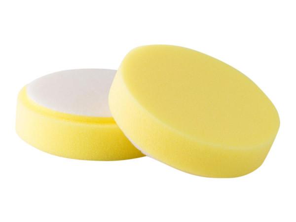 "4"" Buff & Shine Green Pads (2-pack) - carcareshoppe.com"