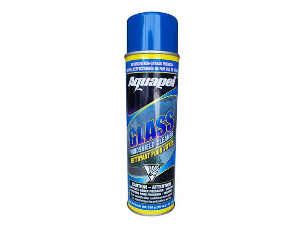 Aquapel Foaming Action Glass Cleaner Aerosol Can - carcareshoppe.com