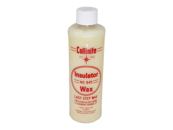 Collinite Insulator Wax No. 845 16oz. - CarCareShoppe.com