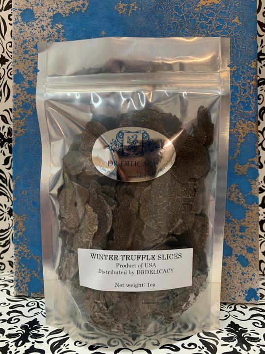 Dried Truffle Slices & Powder