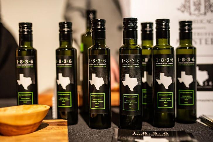 1836 Texas Olive Oil