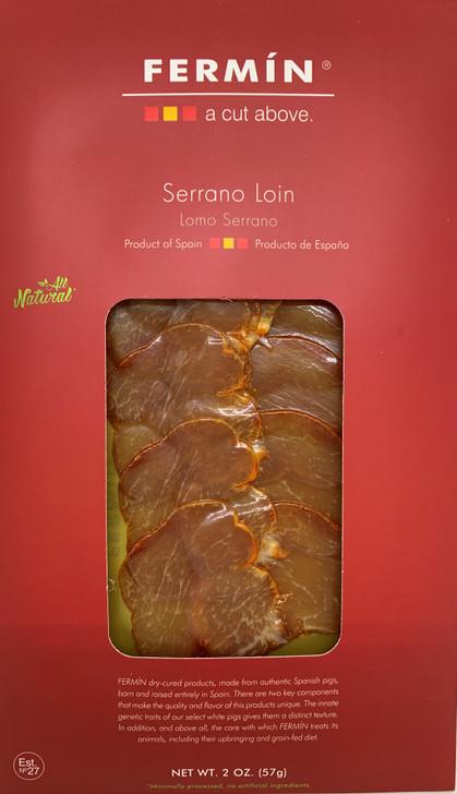 Serrano Loin Ham