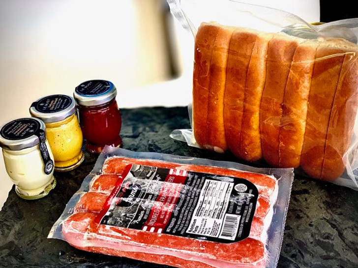 Wagyu Beef Frankfurters Kit