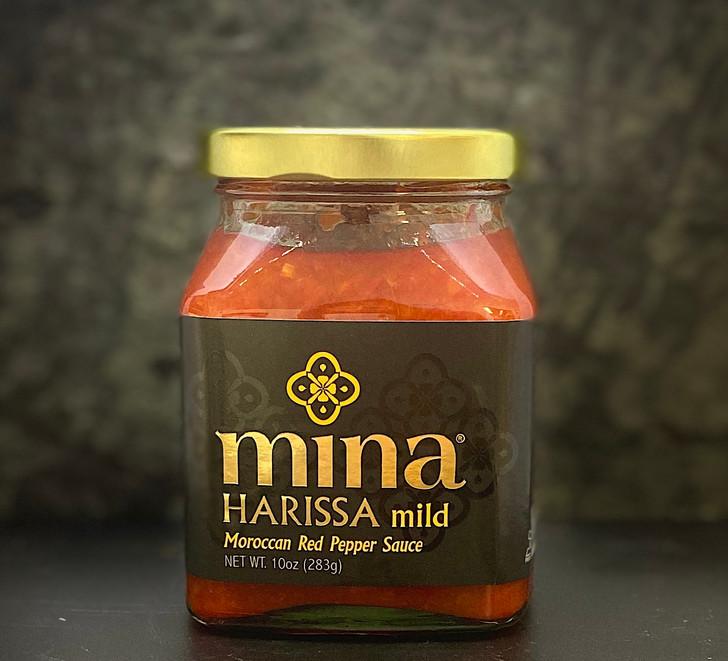 Mild Moroccan Red Pepper Sauce
