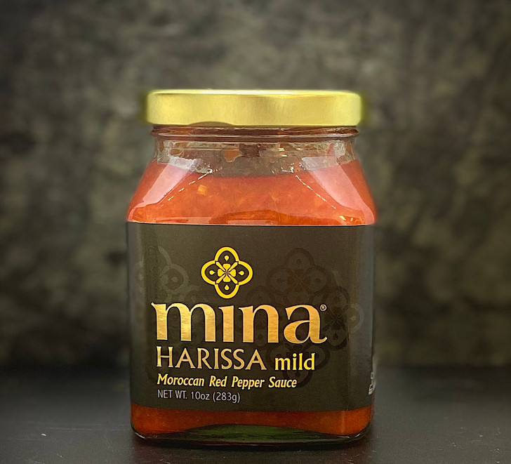 Mild Moroccan Red Pepper Sauce