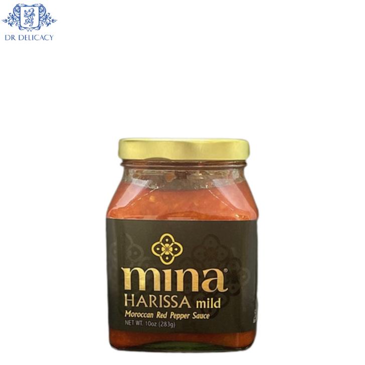 Harissa - Moroccan Red Pepper Sauce