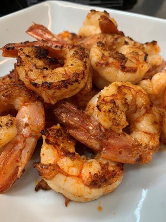 Burns BBQ Shrimp with Black Rice Kit