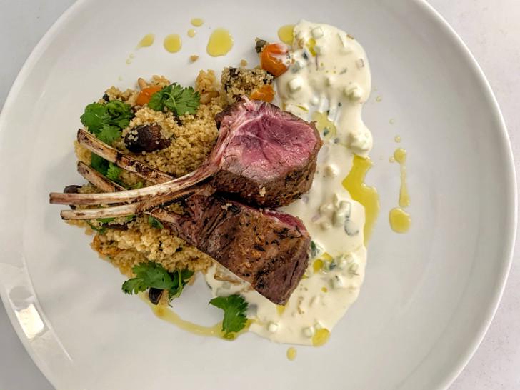 Mediterranean Lamb Kit | Chef Jean Philippe Gaston