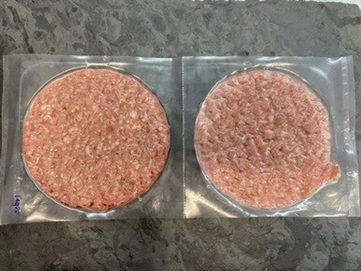 Kobe Beef Hamburger Patties
