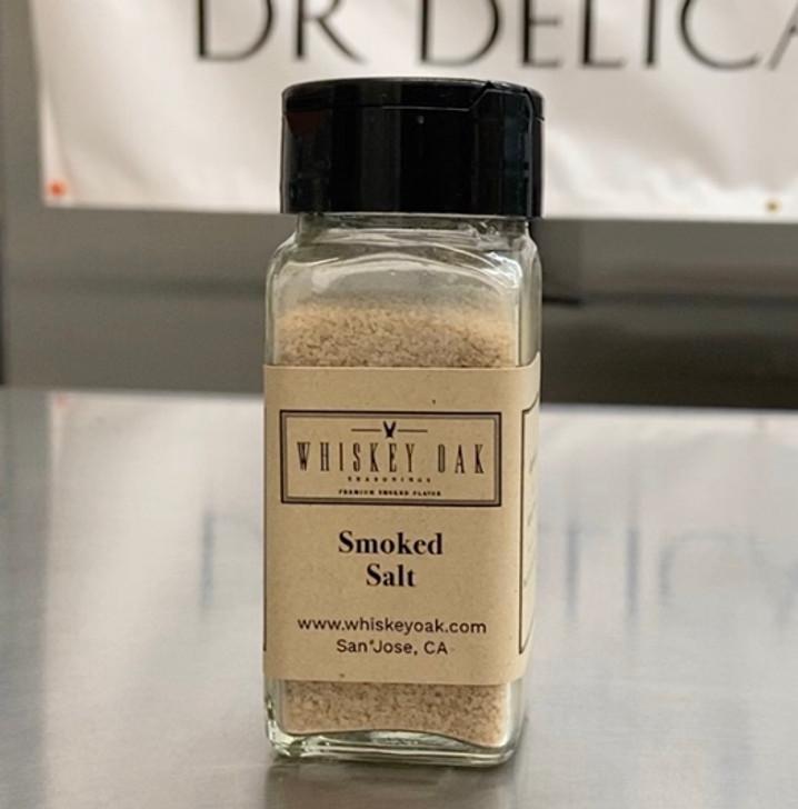 Smoked Salt