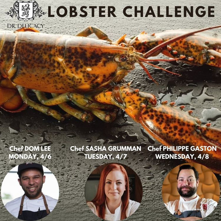 Lobster Challenge - Executive Chef Dominick Lee Chicken Marengo