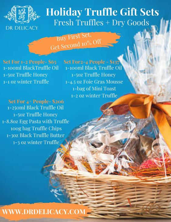 Holiday Truffle Gift Set