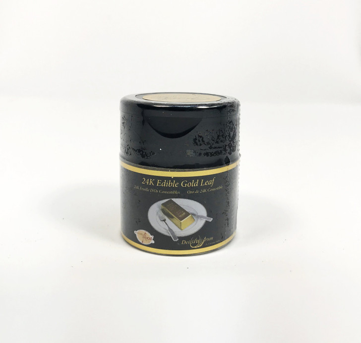 24K Edible Gold Leaf Powder