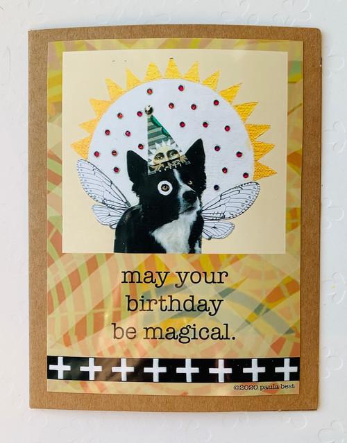 Notecard Magical Birthday