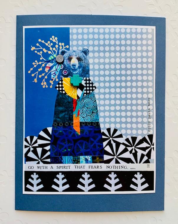 Notecard Spirit Bear