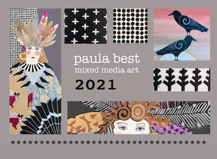 2021 Paula Best Calendar