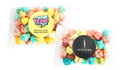 Multicoloured Popcorn With Custom Label
