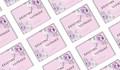 Vintage Pink Wedding Personalised Mini Chocolates
