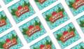 Hawaiian Luau Birthday Personalised Mini Chocolates