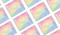 Rainbow Sparkle Birthday Personalised Mini Chocolates
