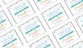 Twinkle Star 1st Birthday Personalised Mini Chocolates - Australia's #1 Kids Party Supplies