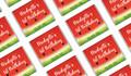 Watermelon Personalised Mini Chocolates - Australia's #1 Kids Party Supplies