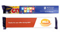 Crunchie TM Bar With Personalised Sleeve