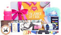 Actual Contents of Gym Junkie Gift Box Personalised Hamper Care Pack