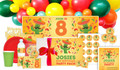 Mexican Fiesta Birthday Personalised Party Pack