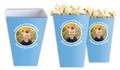 Add A Photo Boys Personalised Popcorn Boxes