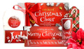 Little Box Of Christmas Cheer Personalised Hamper (With Lights)