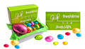 Corporate Compact Personalised Chocolate Easter Hamper