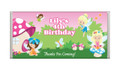 Fairy Garden Personalised Chocolate Bar