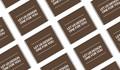 Let Us Design For You Mini Chocolates