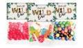 Wild One Birthday Personalised Lolly Bag With Topper