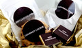 Interior contents of Personalised Hot Chocolate Morning Tea Kit