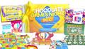Chocolate Games Night In A Box Board Game Hamper (Incl. 4 Games)