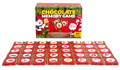 Christmas Chocolate Memory Game With Personalised Cover