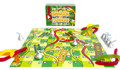 Snakes & Ladders with jelly snakes