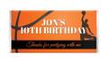 Basketball Personalised Birthday Chocolate Bars