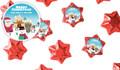At The North Pole Christmas Chocolate Stars