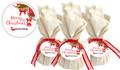 Personalised Christmas Plum Pudding - Tag Version 1